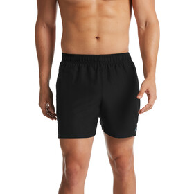 "Nike Swim Solid Lap 5"" Volley Shorts Herre black"
